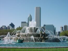 Chicago - Buckingham Fountain Webcam